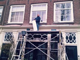 Renovatie werk Amsterdam en omstreken